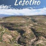 Lesotho Travel Guide