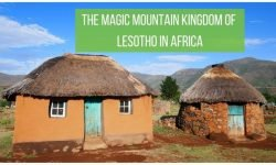 Lesotho Tourist Attractions