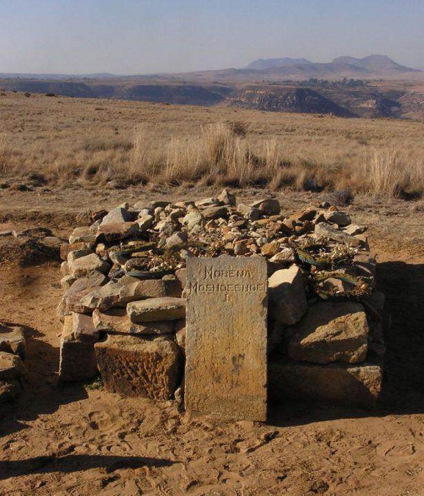 Thaba Bosiu Lesotho