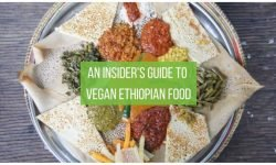 Vegan Ethiopian Food Guide