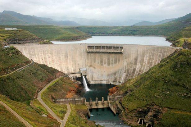 Katse Dam Lesotho tourist attractions