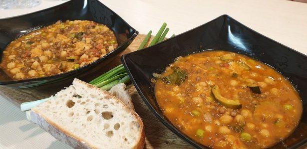 Ribollita vegan Tuscan soup