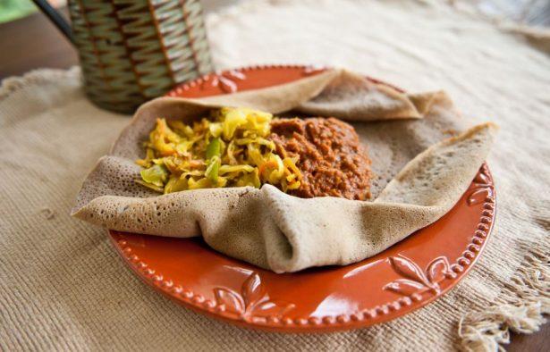 Ethiopian stew