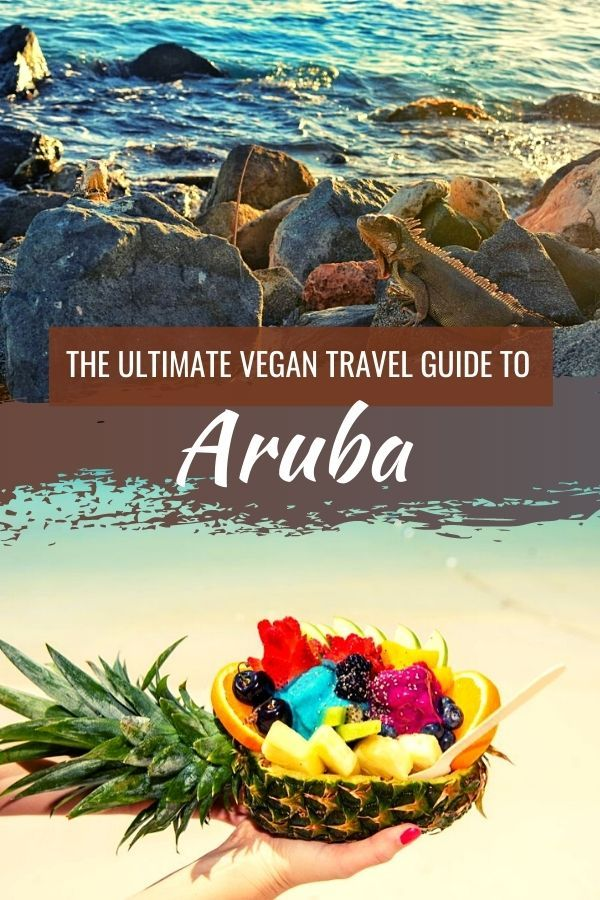 Aruba Vegan Travel Guide