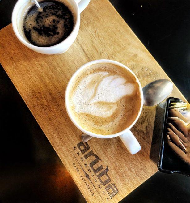 Coffee at Aruba Experience Café