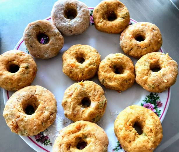 Making sweet donuts in George Town