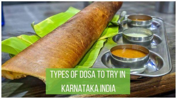 Karnataka Dosa