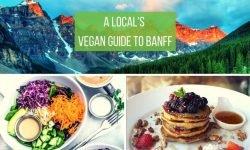 Banff Vegan Restaurants Guide