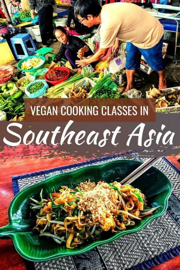 Vegan Cooking Classes Southeast Asia