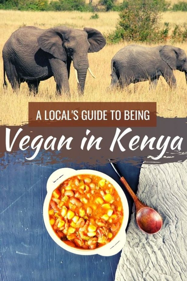 Vegan Kenya Guide Written by a Local