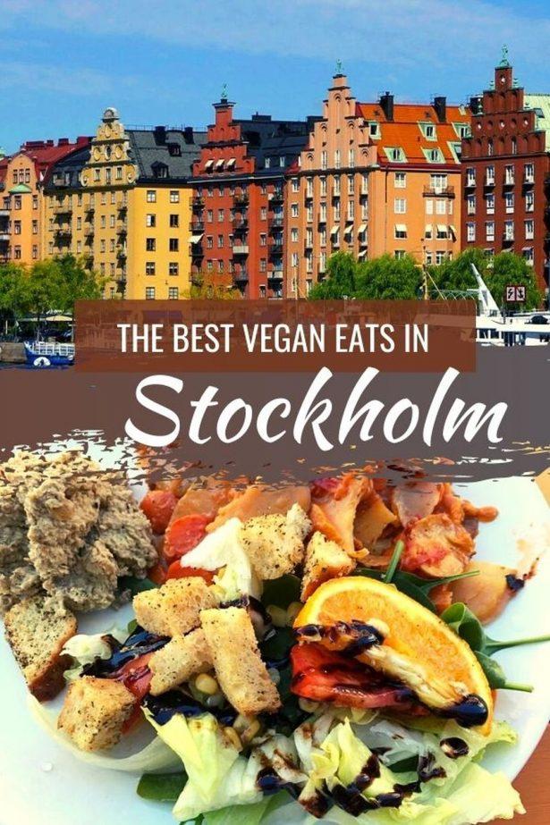 Vegan Stockholm Guide
