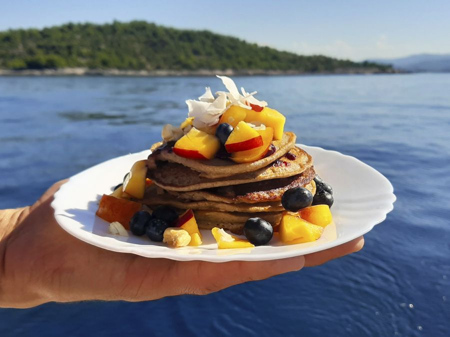Vegan Pancakes Croatia