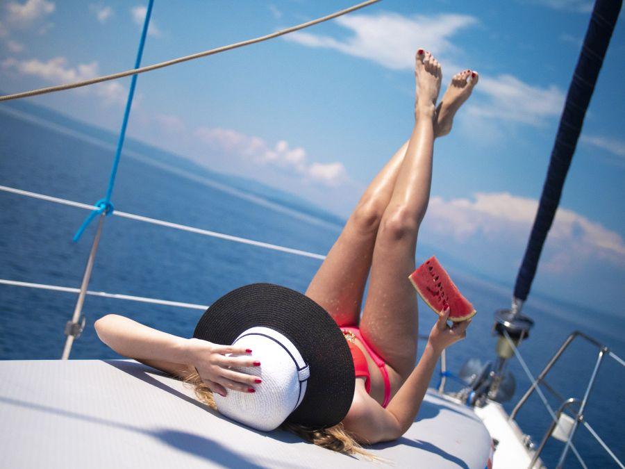 Vegan Sailing Croatia